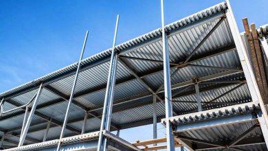 تصویر از سقف عرشه فولادی چگونه سقفی است؟ تمام آنچه که باید بدانید!